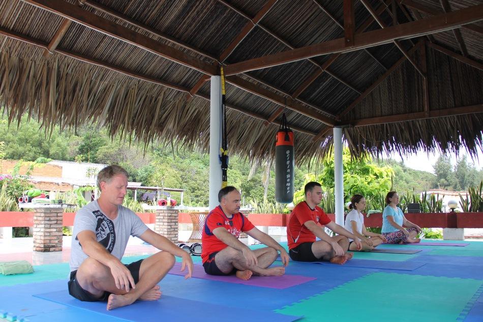 Ашатанга йога